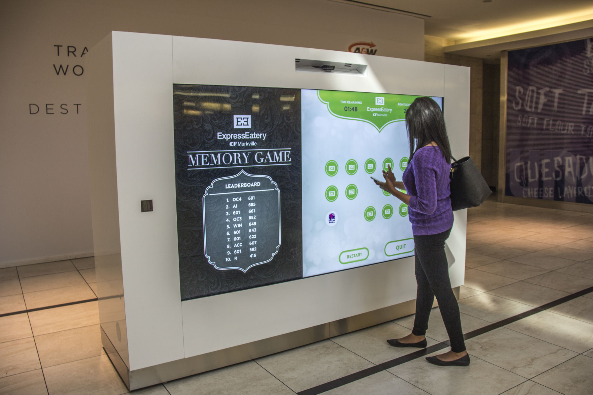 CDS Introduces Digital Hoardings For Malls Sign Media
