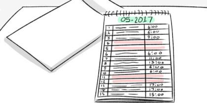 Advanced Schedule