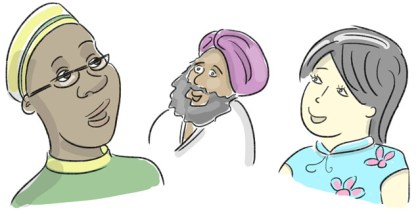 ethnische Zugehörigkeit
