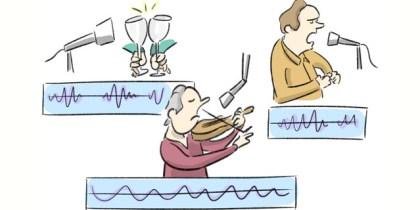 Tonbearbeitung