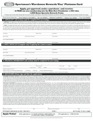 Credit Card Application Fill Out And Sign Printable Pdf