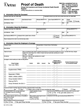 Death Certificate Format Fill Out And Sign Printable Pdf