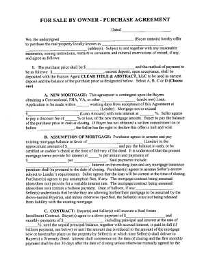 Real Estate Sales Agreement Fill Out And Sign Printable
