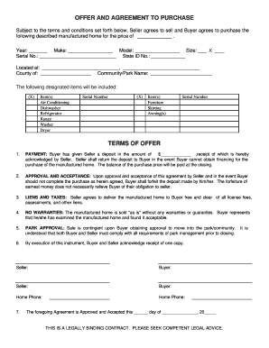 Sale Agreement Format For Mobile Phone Fill Out And Sign