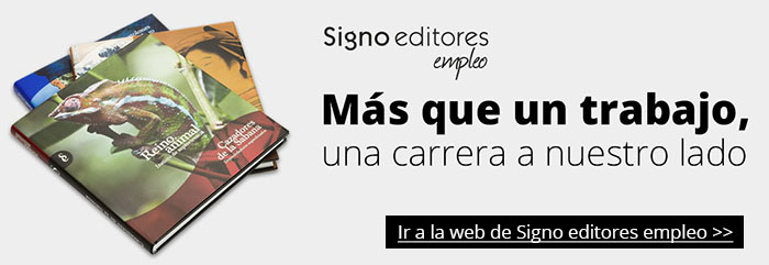 Signo editores empleo