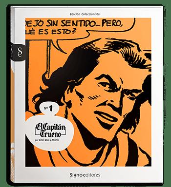 Colección El Capitán Trueno. Signo editores