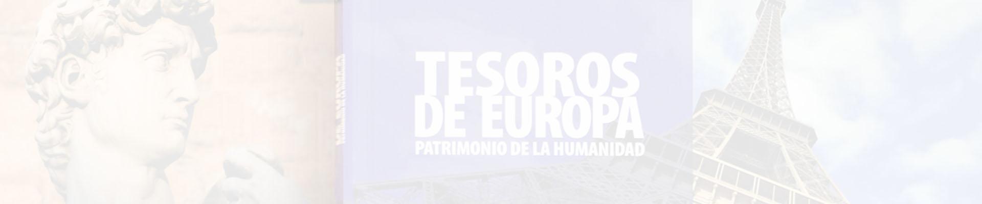 fondo Tesoros de Europa