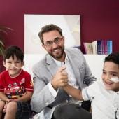 Maxim Huerta con NUPA y Signo editores
