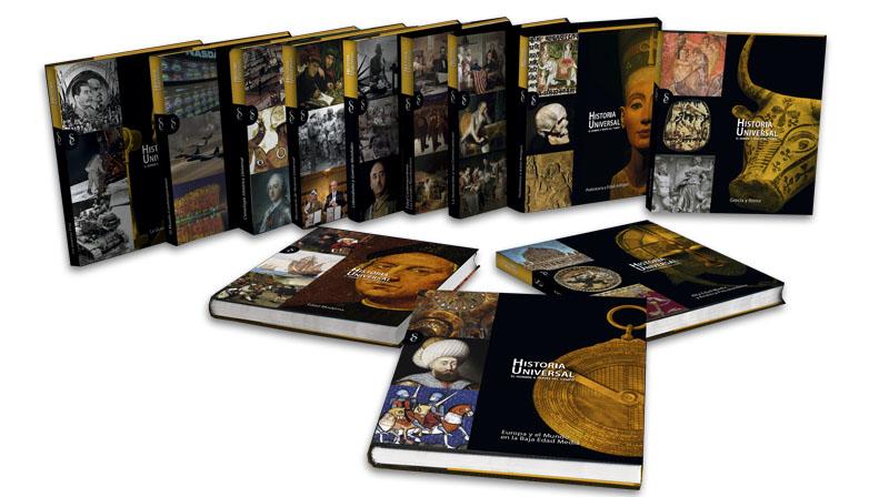coleccion historia universal signo editores