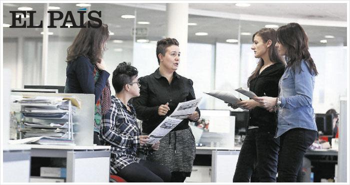 Conciliación Laboral en Signo editores. El País