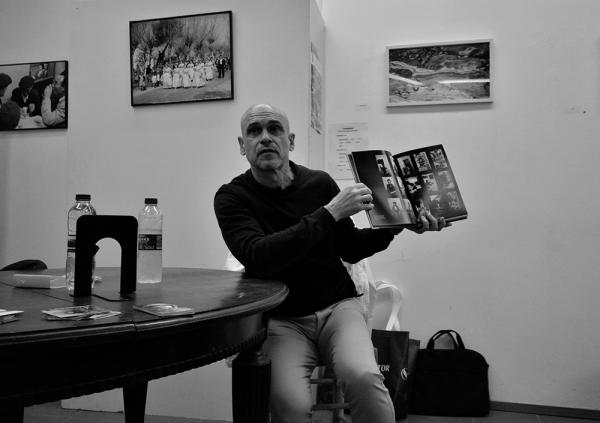 Presentación 50 fotografías con historia en Librería Railowsky