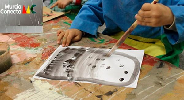 el-arte-de-los-niños-en-murcia-conecta