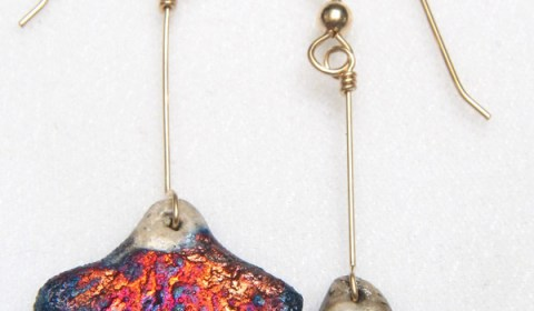 Elaine Yoneoka, Raku Jewelry