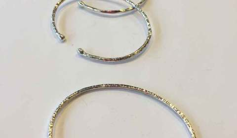 Thierry Astesano Sterling Silver Bracelets