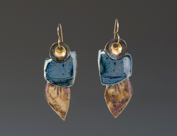 Sholeh Regna Porcelain Earrings