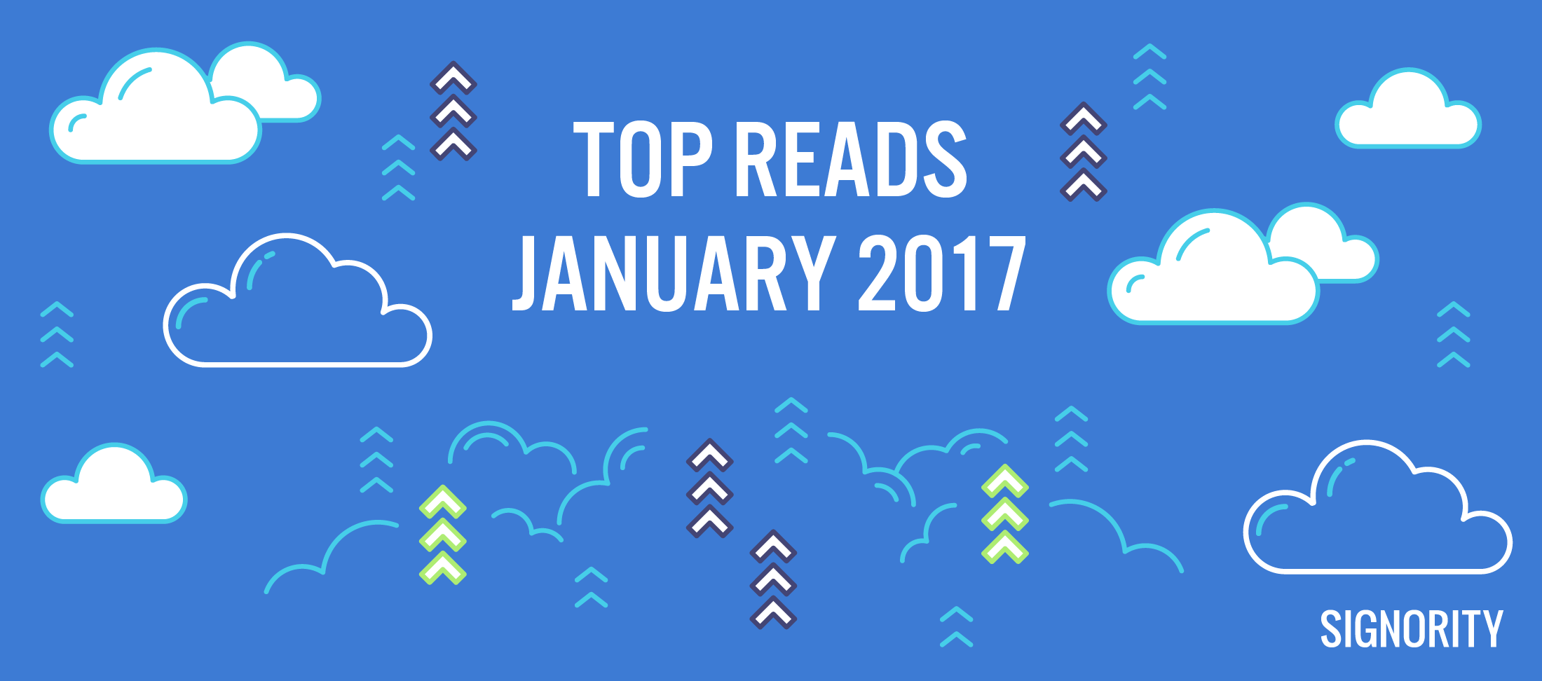 Top business growth reads - January 2017 Signority