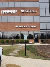 Medical Eye Center Channel Letter