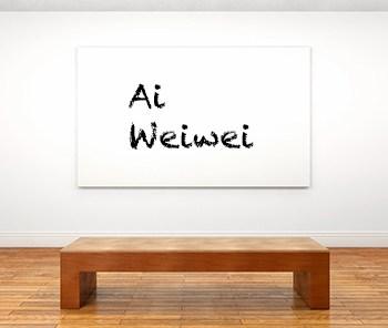Künstlerbiographie ai weiwei icon