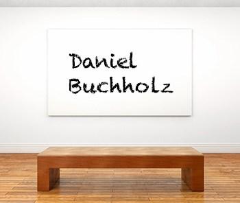 Künstlerbiographie Daniel Buchholz icon
