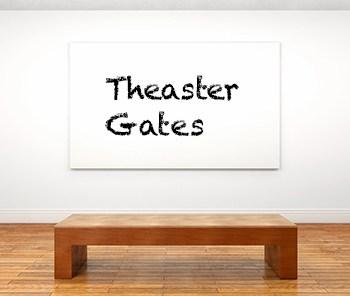 Künstlerbiographie Theaster Gates icon