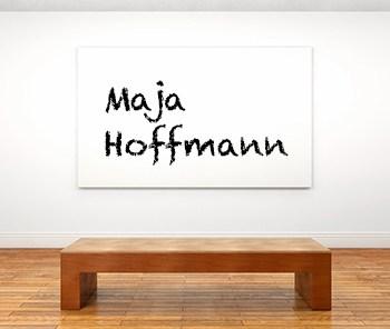 Künstlerbiographie Maja Hoffmann icon