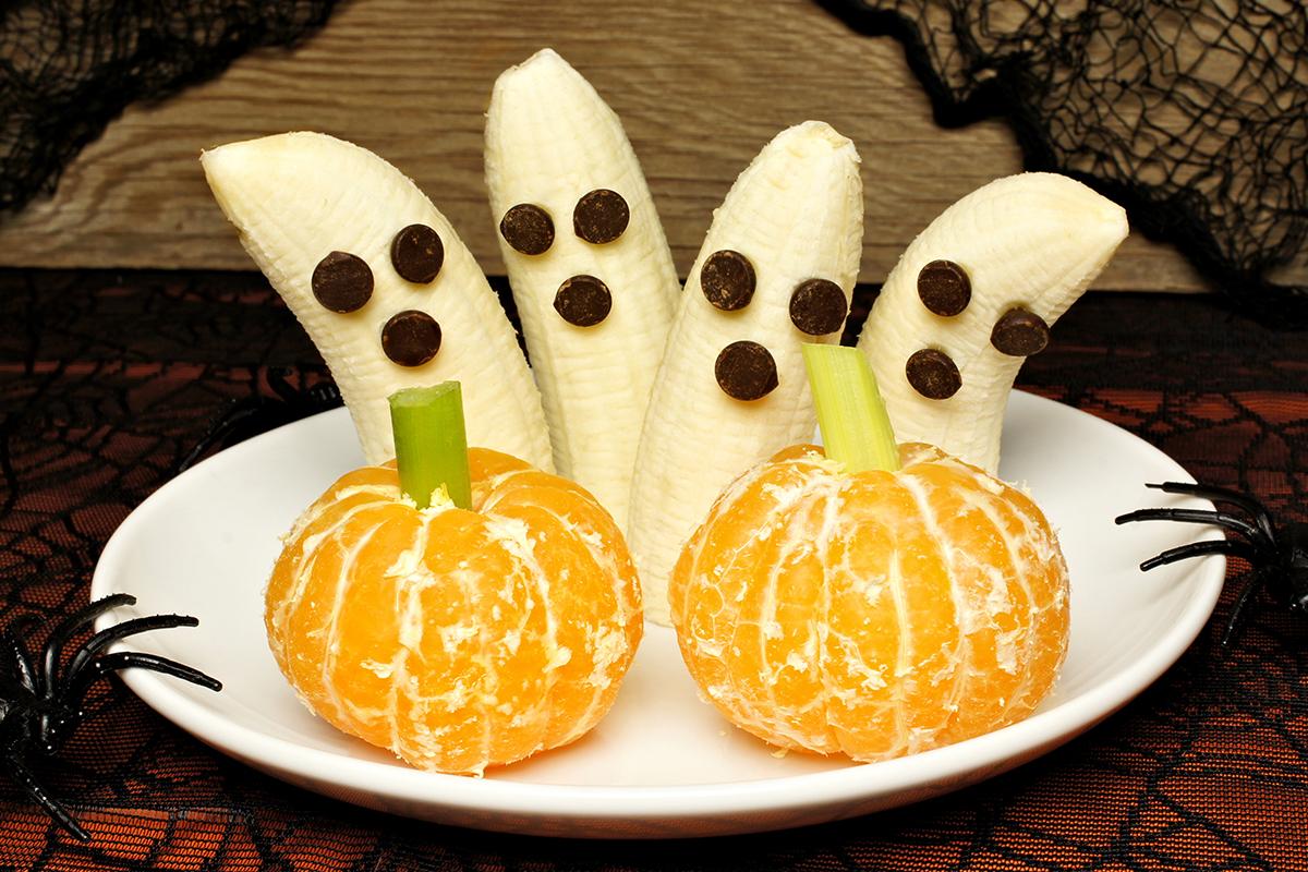 40 Healthy Halloween Treat Ideas