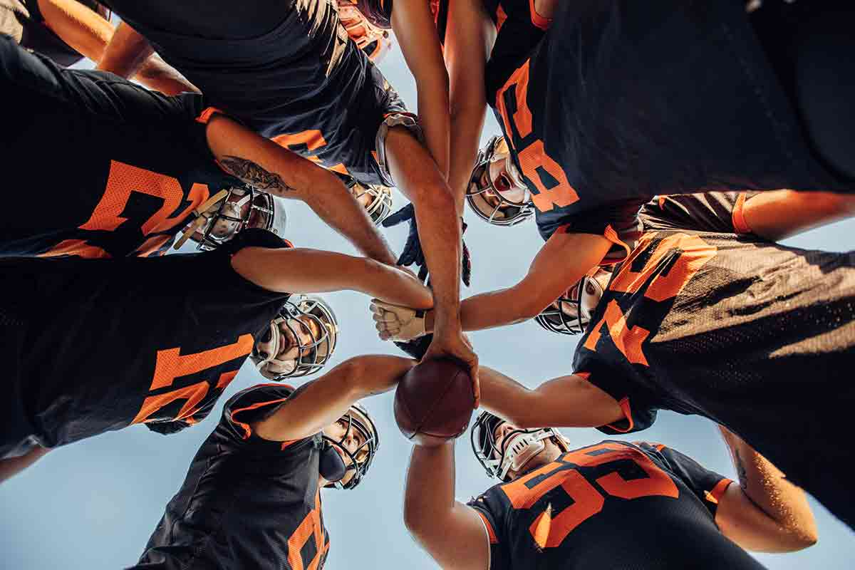 25 Team Building Activities For Football