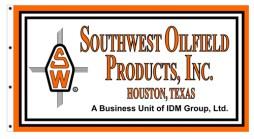 Houston Oil Flags