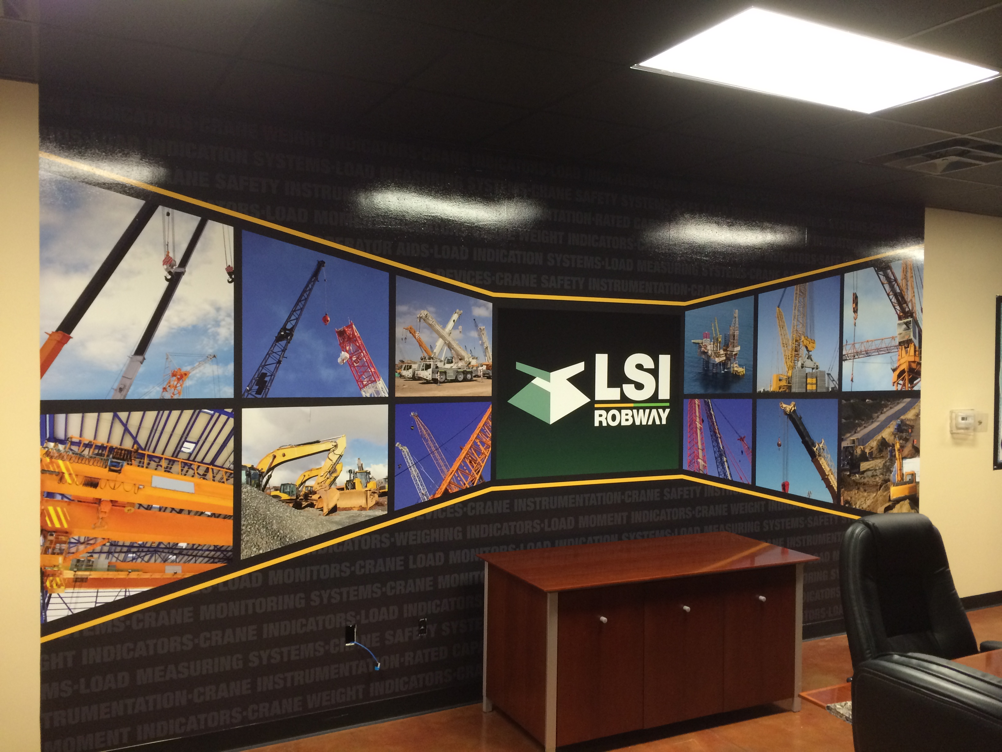wall murals maximize your advertising bring life to your walls wall murals and conference room wrap