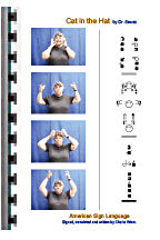Cat In The Hat In American Sign Language