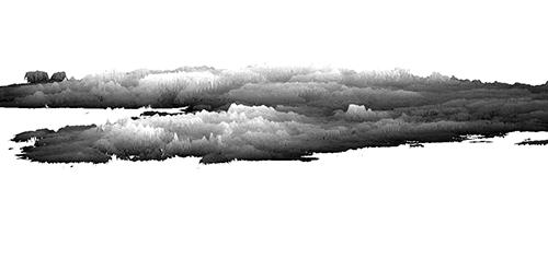 modèle 3d de terrain