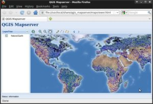 QGis and WEB: an update | Blog GIS & Territories
