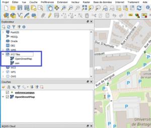 QGis 3 (and QGis cloud) and OpenStreetMap   Blog GIS