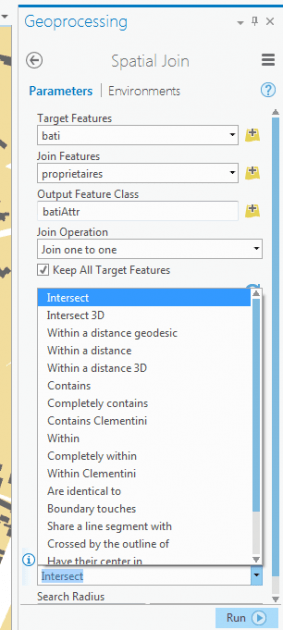 ArcGis Pro: spatial joint and entities extrusion | Blog GIS
