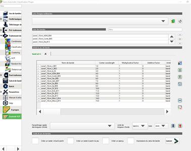 Tutoriel SCP:réussir un classement supervisé avec calcul de texture(3)-bandes RVB+calculs de texture