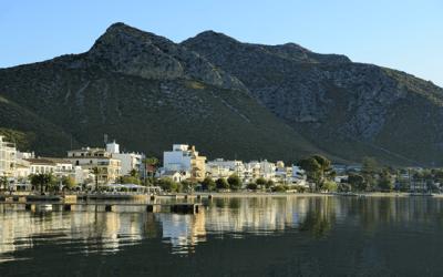 Träningsresa till Mallorca