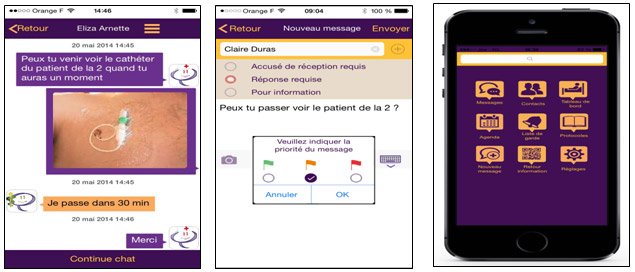 tchat-interface-sante