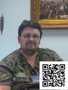 Par le Dr Arnaud Depil Duval , RSI Département des Urgences Sites d'Evreux et de Vernon Médecin principal (RC) Service de Santé des Armées.