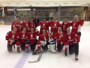 DIVISION I - TEAM SCOTIA