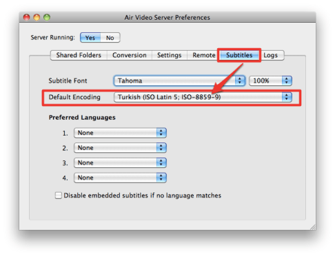 Sihirli elma apple airplay air video server beta 3