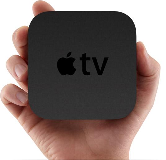 Sihirli elma apple tv Apple TV hands on