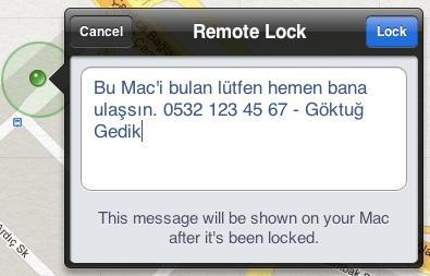 Sihirli elma macimi bul find my mac 16
