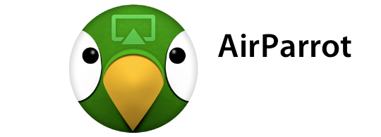 Sihirli elma airparrot banner