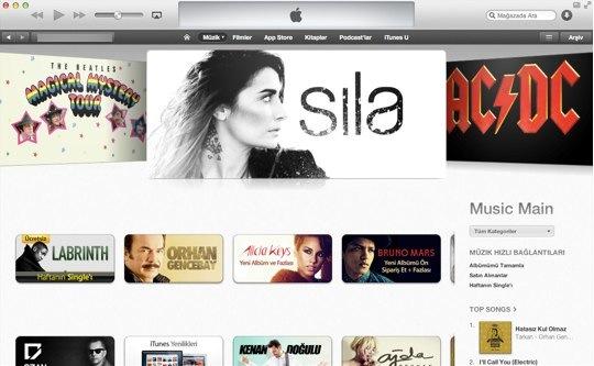 sihirli elma itunes store turkiye acildi 1a iTunes Store Türkiye sonunda açıldı! :)