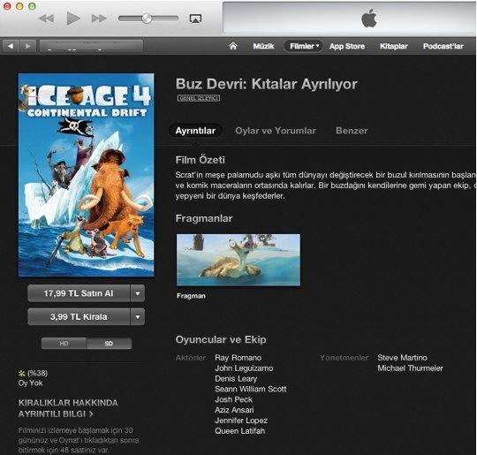 sihirli elma itunes store turkiye acildi 4a iTunes Store Türkiye sonunda açıldı! :)