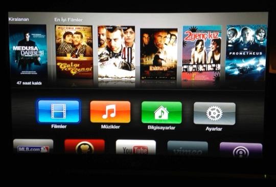 Sihirli elma apple tv turkiye nedir nasil kullanilir 5