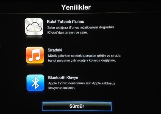 Sihirli elma apple tv yazilim 5 2 1