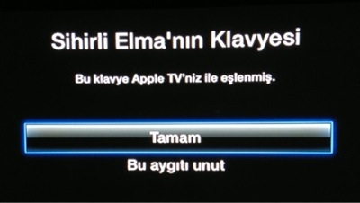 Sihirli elma apple tv yazilim 5 2 5