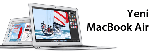 Sihirli elma yeni macbook air 2013 banner