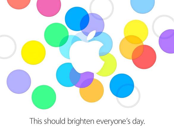Sihirli elma iphone 5c 5s etkinlik 10 eylul